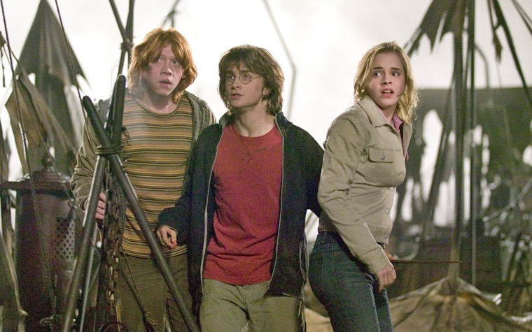 Harry potter teil 1 4 erscheint am 05 oktober auf uhd blu ray - Harry potter la coupe de feu streaming ...