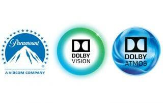 Paramount Dolby Vision und Atmos auf 4K Blu-ray und Streaming