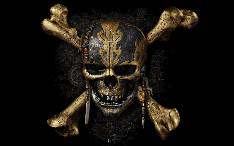 Pirates of the Caribbean 5 - Salazars Rache auf 4K Blu-ray