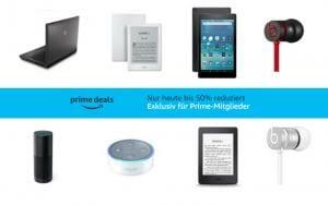 Prime Deals mit -50% auf generalüberholte Ware