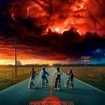 """Das Ankündigungs-Poster zu """"Stranger Things 2"""""""