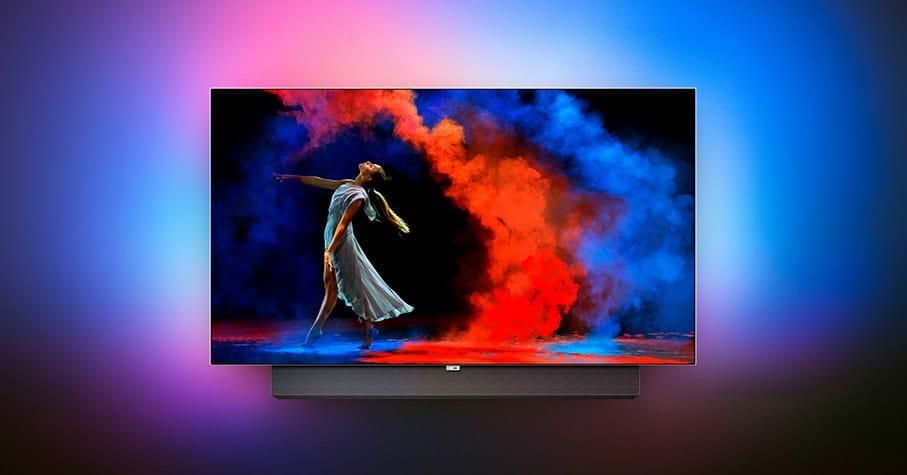 Philips 4K Fernseher aus 2018 wie die 9er OLED Serie sollen HDR10+ unterstützen