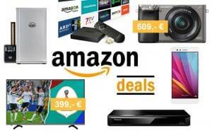 Amazon Deals am Dienstag