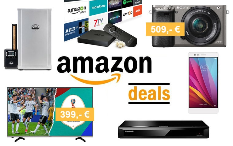 Amazon Deals am Dienstag