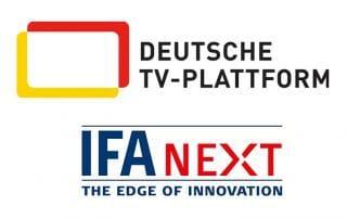 Deutsche TV-Plattform auf der IFA Next Bühne