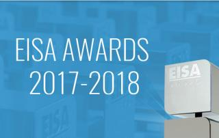 EISA Awards 2017 / 2018