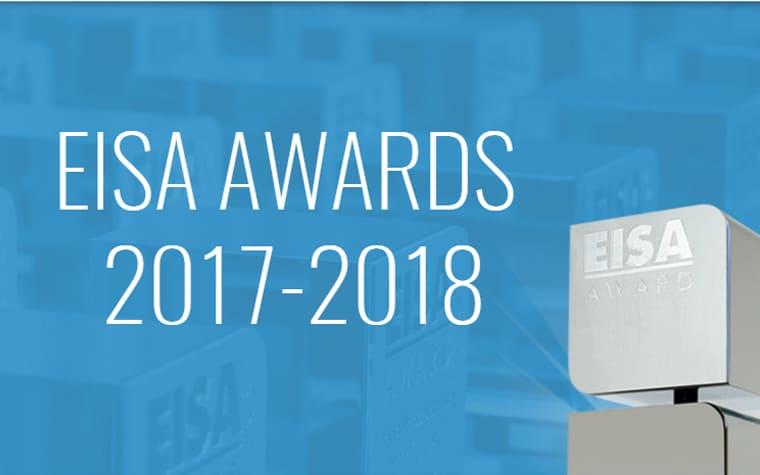 EISA Awards 2017 / 2018