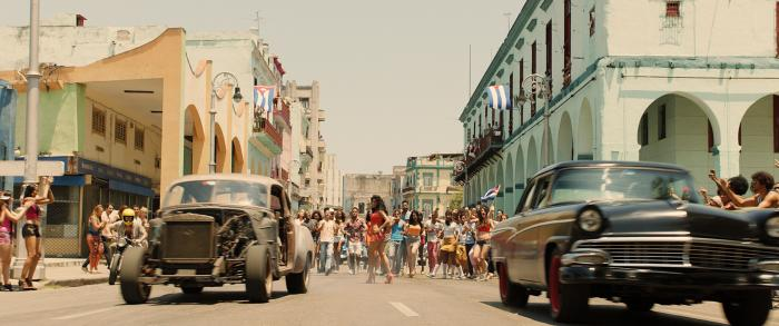 Das Produktionsteam von Fast and Furious 8 hat es als erste US-Produktion überhaupt geschafft eine Dreherlaubnis für Kuba zu bekommen