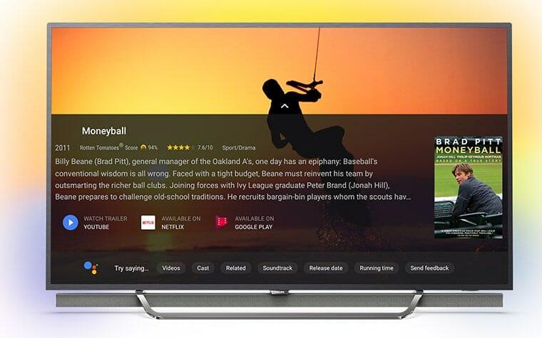 Der Google Assistant kommt auf Philips Android TVs aus 2017 per Update