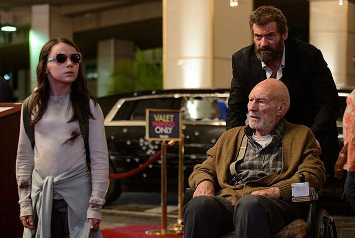 Wenn Charles Xavier (Professor X) einen unkontrollierten Anfall hat, bebt die Surround-Anlage