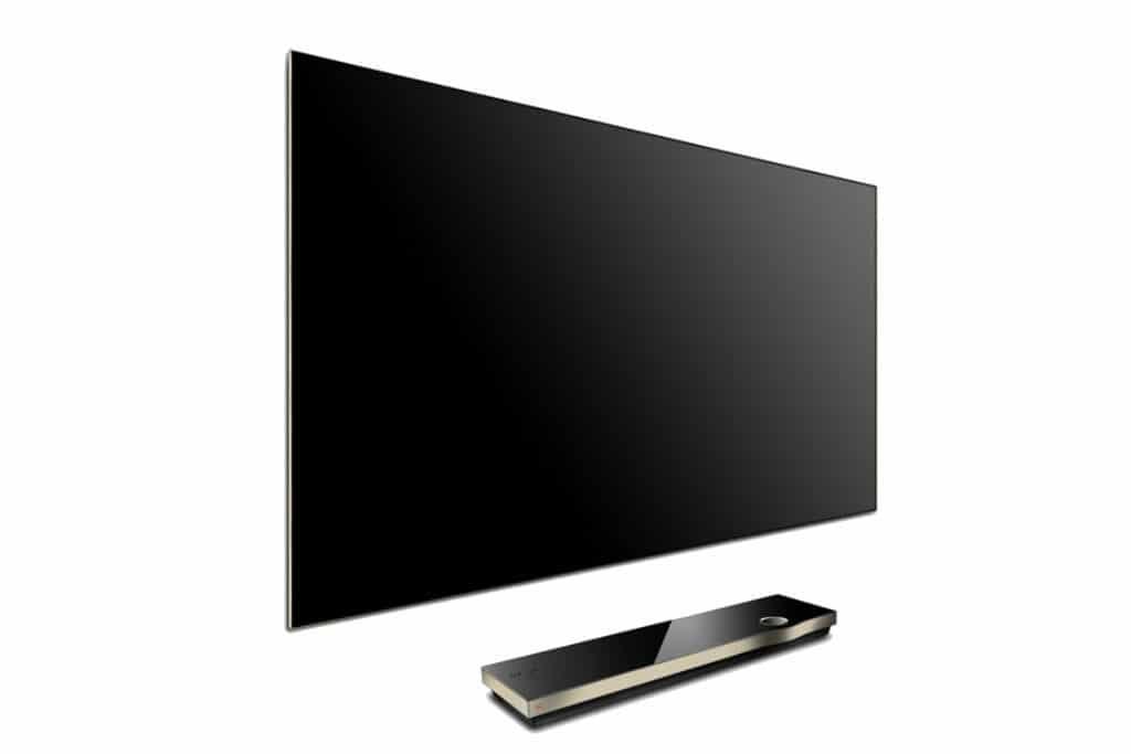 Metz Wallpaper OLED TV