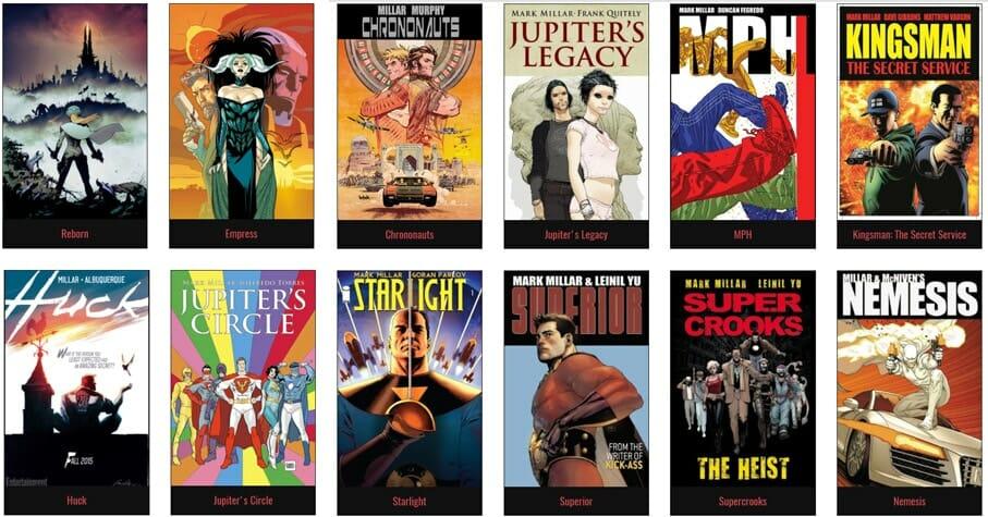Netflix übernimmt Comic-Verlag