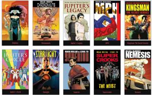 """Netflix übernimmt Comic-Verlag """"Millarworld"""""""