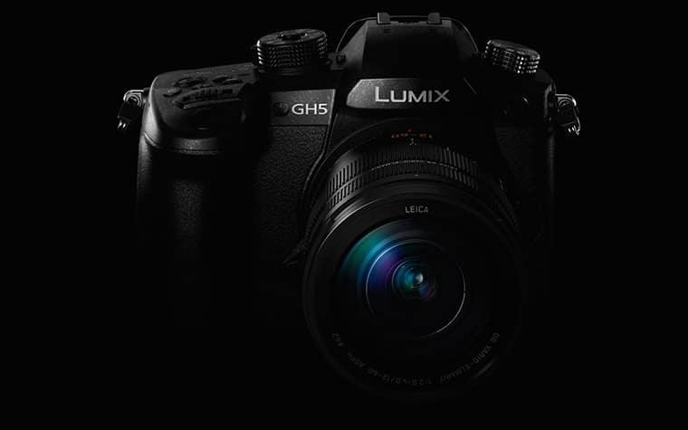 Das Update für die Panasonic LUMIX GH5 beinhaltet unter anderem einen 4K HDR (HLG) Videomodus