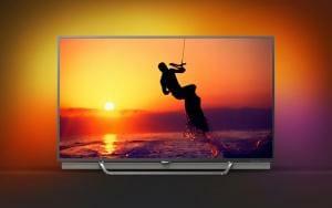 Philips 8602 QLED Fernseher (Quantum Dot) auf der IFA 2017