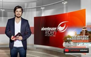 """Erste 4K Ausstrahlung der ProSiebenSat.1 Gruppe auf kabel eins """"Abenteuer Leben am Sonntag"""""""