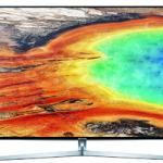 Samsung MU8009 4K Fernseher