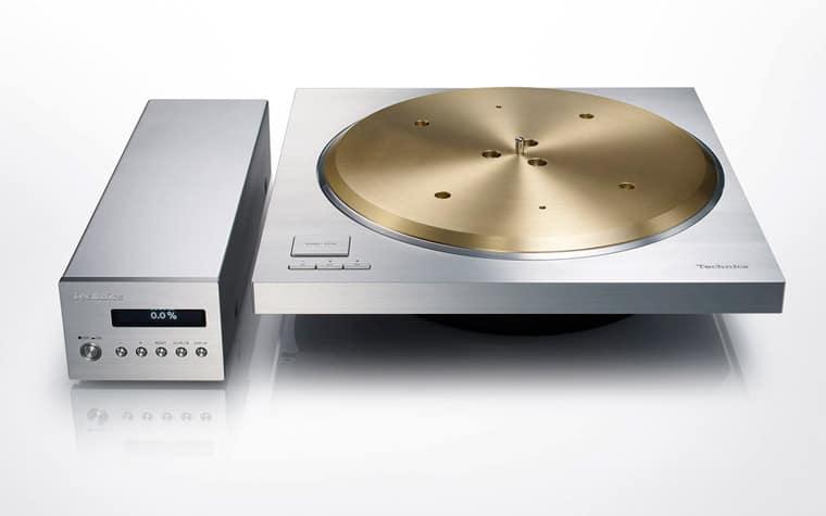Technics SP-10R Referenz Plattenspieler mit Direktantrieb