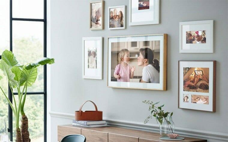 The Frame 4K TV mit 43 Zoll