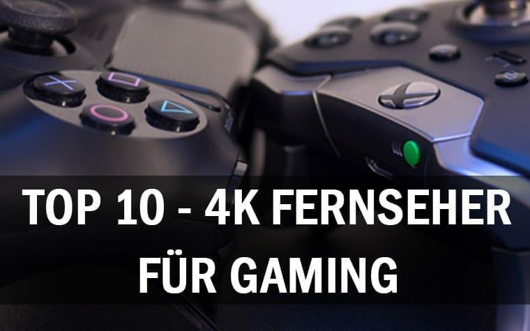 4K Fernseher Games