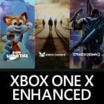 Xbox ONE Enhanced Spiele Übersicht