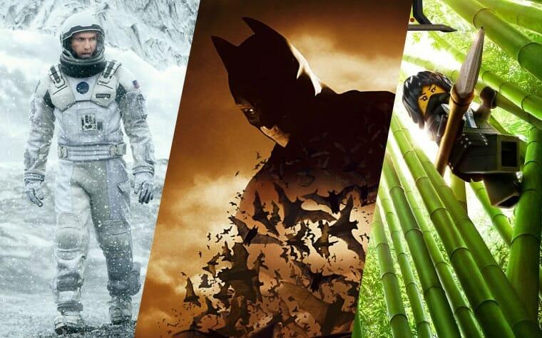 Batman Trilogie und weitere 4K Blu-ray Neuheiten