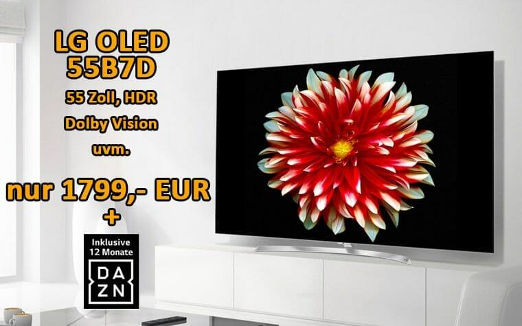 LG 55B6D OLED TV günstiger Preis