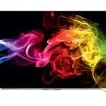 77 Zoll OLED TV und 65 Zoll OLED Wallpaper TV von Grundig (IFA 2017)