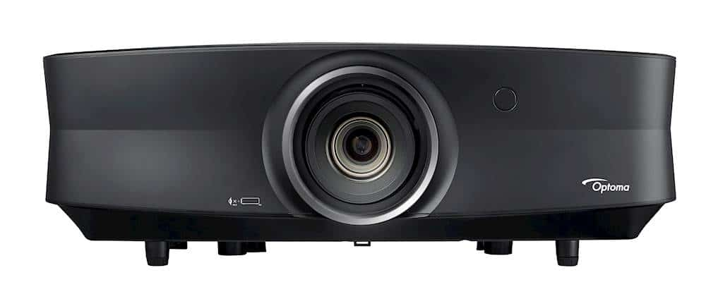 Die Optik des UHZ65 bietet +15% LenseShift und einen 1.6-fachen Zoom. Ein Projektionsverhältnis von 1.39 - 2.22:1 ist mit dem UHD Projektor möglich