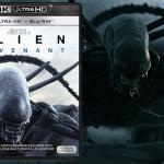 Alien Covenant 4K Blu-ray Review / Test