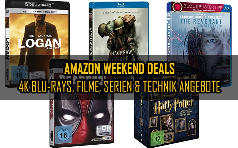 Amazon Weekend Deals