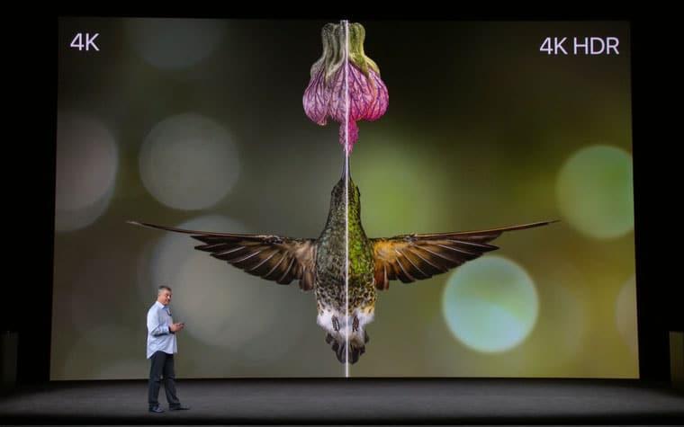 Ein Apple TV mit 4K und HDR-Unterstützung - darauf haben wir gewartet.