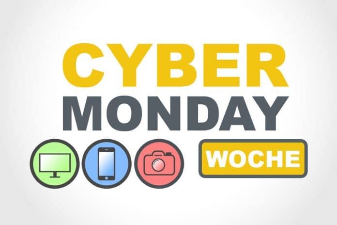 Die Cyber Monday Woche 2017 startet am 20. November und endet am 27. November