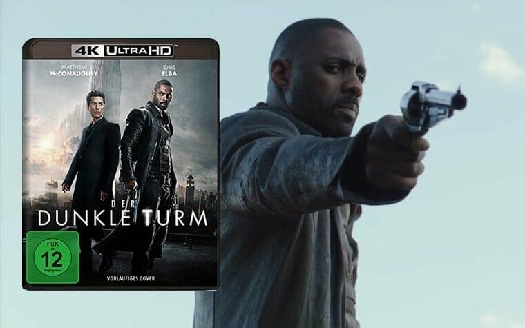 Der dunkle Turm auf 4K Blu-ray mit Dolby Vision