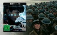 Dunkirk 4K Blu-ray Release