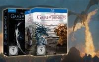 Game of Thrones Komplettbox Staffel 1-7 Limitierte Edition