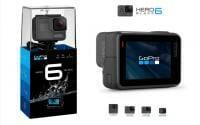 GoPro Hero 6 Black 4K 60P Videoaufnahme
