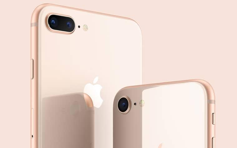 iPhone 8 & iPhone 8 Plus mit 4K/60p Videoaufnahme-Funktion