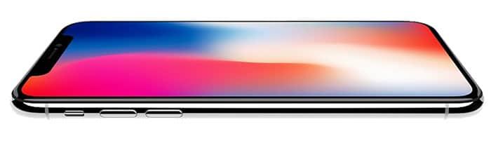Das OLED-Display und das Design ist für Apple-Fans etwas ganz neues. Android-Anhänger können darüber nur müde lächeln