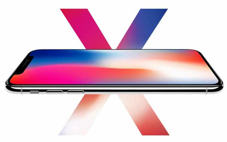 Apple iPhone X mit OLED-HDR Display und 4K / 60p Videoaufnahme