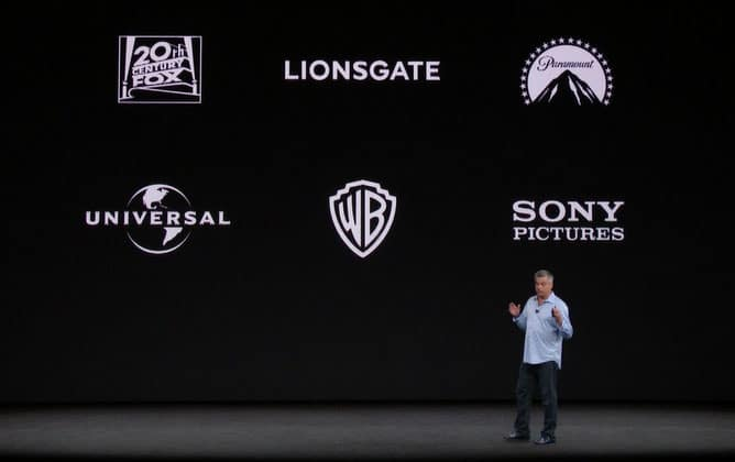 Große Filmstudios bringen ihre 4K Inhalte auf die iTunes Plattform