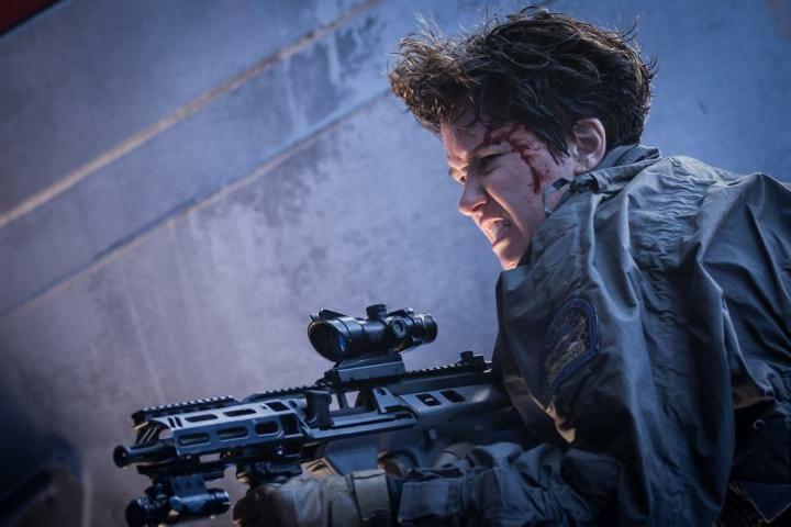 """Katherine Watson könnte glatt als """"junge Ripley"""" durchgehen."""