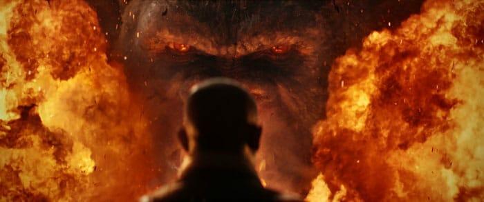 Das Bild von Kong: Skull Island hat leider an vielen Stellen Potential verschenkt