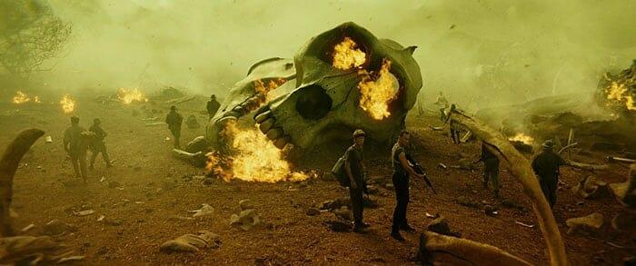 """Wieso heißt die Insel nochmal """"Skull Island""""... achja"""