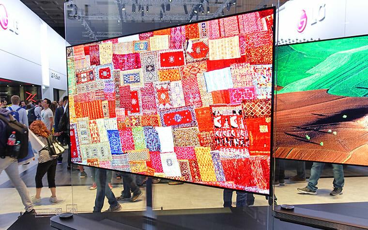 LG OLED TVs aus 2017 erhalten Dolby TrueHD Unterstützung