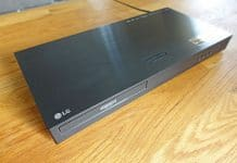 LG UP970 4K Blu-ray Player im Test