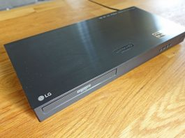 LG UP970 4K Blu-ray Player im Test