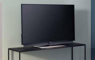 Der Loewe bild 3.55 mit OLED Display ist der Star der bild 3-Modellreihe