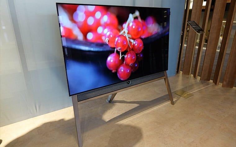 Loewe Smart TVs unterstützen Amazon Alexa