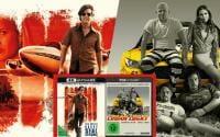 Logan Lucky und Barry Seal - Only In America erscheinen auf 4K HDR Blu-ray